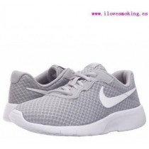 zapatillas grises nike mujer