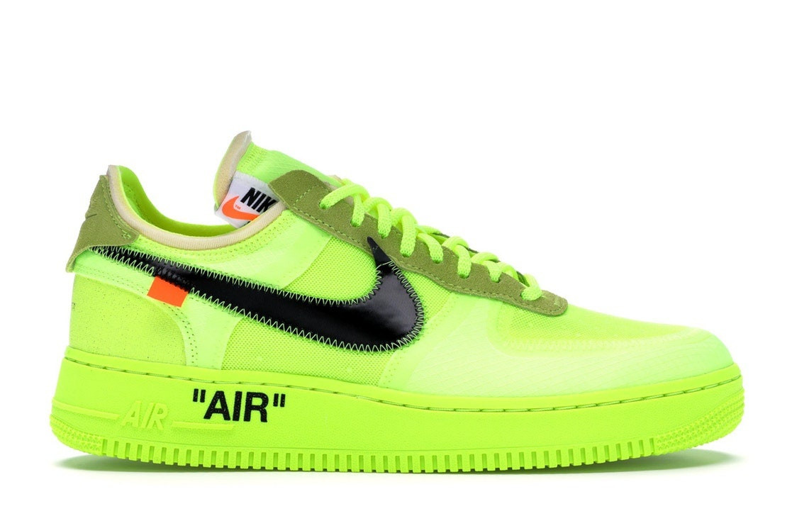 off white zapatos nike